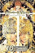 Cover-Bild zu Ohba, Tsugumi: Death Note, Vol. 10