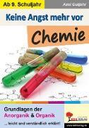 Cover-Bild zu Gutjahr, Axel: Keine Angst mehr vor Chemie (eBook)