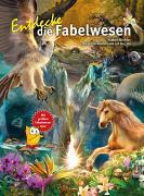 Cover-Bild zu Entdecke die Fabelwesen von Büchter, Isabell