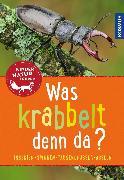 Cover-Bild zu Oftring, Bärbel: Was krabbelt denn da? Kindernaturführer (eBook)