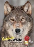 Cover-Bild zu Klose, Moritz: Entdecke die Wölfe