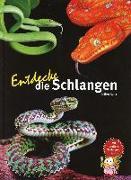 Cover-Bild zu Kunz, Kriton: Entdecke die Schlangen