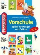 Cover-Bild zu Vorschule. Spiele mit Mengen und Größen