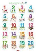 Cover-Bild zu Lernposter. Zahlen und Mengen von 1 bis 20