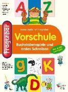 Cover-Bild zu Vorschule. Buchstabenspiele und erstes Schreiben