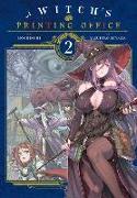 Cover-Bild zu Mochinchi: A Witch's Printing Office, Vol. 2
