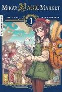 Cover-Bild zu Mochinchi: Mika's Magic Market 01