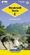 Cover-Bild zu Tessin Wanderwelt von Hallwag Kümmerly+Frey AG (Hrsg.)