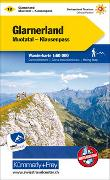 Cover-Bild zu Glarnerland - Muotatal - Klausenpass Nr. 12 Wanderkarte 1:60 000. 1:60'000 von Hallwag Kümmerly+Frey AG (Hrsg.)