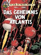 Cover-Bild zu Jacobs, Edgar-Pierre: Blake und Mortimer Bibliothek 4: Das Geheimnis von Atlantis