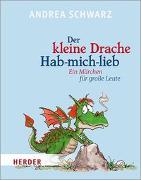 Cover-Bild zu Der kleine Drache Hab-mich-lieb von Schwarz, Andrea