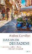 Cover-Bild zu Das Ende des Fadens von Camilleri, Andrea