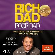 Cover-Bild zu Rich Dad Poor Dad (Audio Download) von Kiyosaki, Robert T.