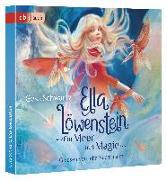 Cover-Bild zu Ella Löwenstein - Ein Meer aus Magie von Schwartz, Gesa