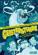 Cover-Bild zu Geisterstunde von Wekwerth, Rainer