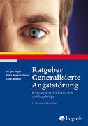 Cover-Bild zu Ratgeber Generalisierte Angststörung von Hoyer, Jürgen