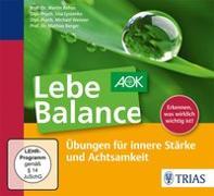 Cover-Bild zu Lebe Balance Audio-CD von Bohus, Martin