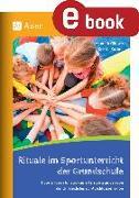 Cover-Bild zu Rituale im Sportunterricht der Grundschule (eBook) von Gliewe, Hannah