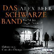 Cover-Bild zu Das schwarze Band (Audio Download) von Beer, Alex