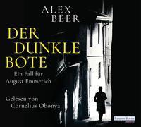 Cover-Bild zu Der dunkle Bote von Beer, Alex