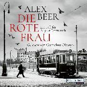 Cover-Bild zu Die rote Frau (Audio Download) von Beer, Alex