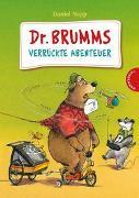 Cover-Bild zu Dr. Brumm: Dr. Brumms verrückte Abenteuer von Napp, Daniel