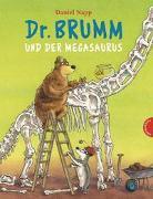 Cover-Bild zu Dr. Brumm: Dr. Brumm und der Megasaurus von Napp, Daniel