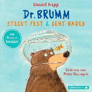 Cover-Bild zu Dr. Brumm steckt fest / Dr. Brumm geht baden (Audio Download) von Napp, Daniel