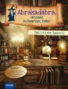 Abrakadabra, dreimal schwarzer Kater von Küntzel, Karolin
