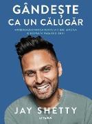 Cover-Bild zu Gandeste ca un calugar (eBook) von Shetty, Jay