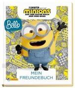 Minions - Auf der Suche nach dem Mini-Boss: Mein Freundebuch
