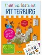 Kreatives Bastelset: Ritterburg