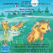 Cover-Bild zu La storia del cinghialetto Max, che non si vuole mai sporcare. Italiano-Inglese / The story of the little wild boar Max, who doesn't want to get dirty. Italian-English (Audio Download) von Wilhelm, Wolfgang