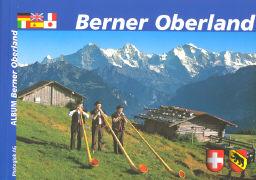Album Berner Oberland von Geerk, J. (Fotogr.)
