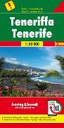 Teneriffa, Autokarte 1:50.000. 1:50'000 von Freytag-Berndt und Artaria KG (Hrsg.)