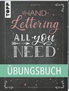 Handlettering All you need. Das Übungsbuch von frechverlag