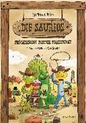 Cover-Bild zu Die Saurios - Trügerische Torten-Trickserei von Polák, Stephanie