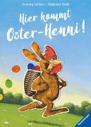 Cover-Bild zu Hier kommt Oster-Henni! von Polák, Stephanie