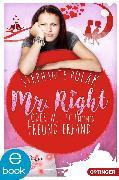 Cover-Bild zu Mr. Right oder Wie ich meinen Freund erfand (eBook) von Polák, Stephanie