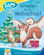 Cover-Bild zu SAMi - Aufwachen, es ist Weihnachten! von Polák, Stephanie