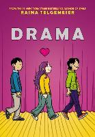 Cover-Bild zu Telgemeier, Raina: Drama