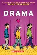 Cover-Bild zu Telgemeier, Raina: Drama (Spanish Edition)
