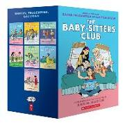 Cover-Bild zu Martin, Ann M.: The Baby-Sitters Club Graphic Novels #1-7: A Graphix Collection