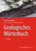 Geologisches Wörterbuch von Meschede, Martin