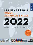 Der neue Kosmos Welt- Almanach & Atlas 2022 von Ell, Renate