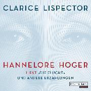 Cover-Bild zu Hannelore Hoger liest Lispector (Audio Download) von Lispector, Clarice