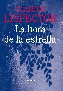 Cover-Bild zu La hora de la estrella (eBook) von Lispector, Clarice