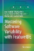 Cover-Bild zu Mastering Software Variability with FeatureIDE (eBook) von Saake, Gunter
