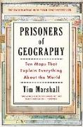 Cover-Bild zu Prisoners of Geography von Marshall, Tim