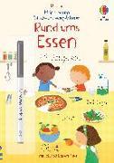 Cover-Bild zu Meine ersten Wisch-und-weg-Wörter: Rund ums Essen von Brooks, Felicity